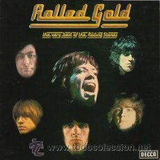 Discos de vinilo: ROLLED GOLD - THE VERY BEST OF THE ROLLING STONES. Lote 47013649