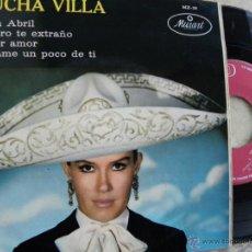 Discos de vinilo: LUCHA VILA -EP 1964. Lote 47016272