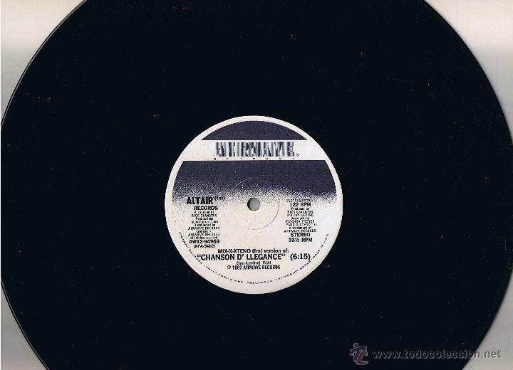 Discos de vinilo: CHANSON D LLEGANCE - IAN LEVINE - 1982 - MIX-X-XTEND - IMPORTADO BIANCO Y NEGRO - FOTO ADICIONAL - Foto 2 - 47018838