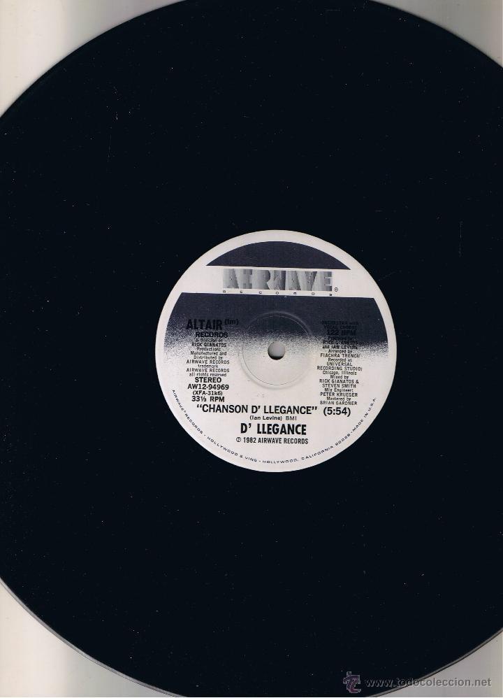 Discos de vinilo: CHANSON D LLEGANCE - IAN LEVINE - 1982 - MIX-X-XTEND - IMPORTADO BIANCO Y NEGRO - FOTO ADICIONAL - Foto 3 - 47018838