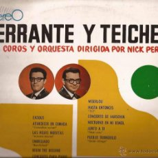 Discos de vinilo: LP-FERRANTE Y TEICHER-HISPAVOX 06104-SPAIN 1961-EASY LISTENING. Lote 47018859