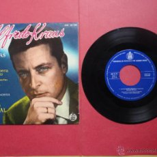 Discos de vinilo: ALFREDO KRAUS. ROMANZAS. Lote 47019430
