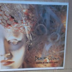 Discos de vinilo: DEACON BLUE QUEEN OF THE NEW YEAR 1989. Lote 47020622