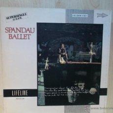 Discos de vinilo: SPANDAU BALLET LIFELINE 1982. Lote 47020652