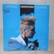 Discos de vinilo: DESIRELEES VOYAGE VOYAGE 1986. Lote 47020843