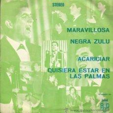 Discos de vinilo: EP-ANTONIO LATORRE NEGRA ZULU-BCD 68607-1973-PROMO. Lote 47021720