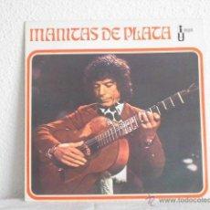Discos de vinilo: MANITAS DE PLATA LP EDICION BRASILEÑA. Lote 47024897