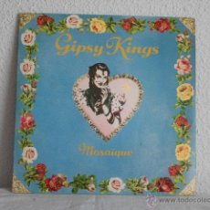 Discos de vinilo: GIPSY KINGS LP MOSAIQUE EDICION BRASILEÑA. Lote 47025107