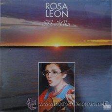 Discos de vinilo: ROSA LEÓN - AL ALBA. Lote 47025617