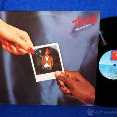 Discos de vinilo: THANX - RIDE MAMA RIDE - LP 1979 - EXCELENTE ESTADO ROCK- FUNK DISCO-SOUL - EXCELENTE ESTADO. Lote 47026340