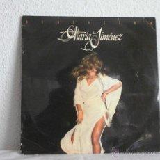 Discos de vinilo: MARIA JIMENEZ LP SENSACION. Lote 47039479