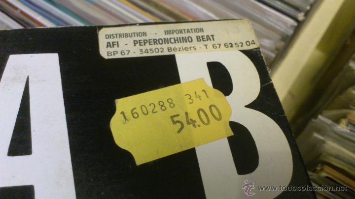 Discos de vinilo: Siniestro total quiero bailar rock and roll maxi 12 pulgadas disco de vinilo - Foto 5 - 47043856