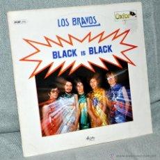 Discos de vinilo: LOS BRAVOS - LP ALBUM VINILO - EDITADO EN ITALIA / MADE IN ITALY - 10 TEMAS - OXFORD 1977.. Lote 47045988