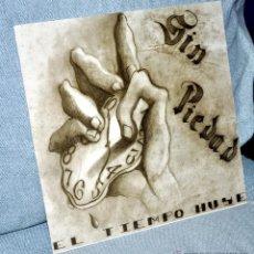 Discos de vinilo: EL TIEMPO HUYE - LP VINILO 12' CON INSERTO - SIN PIEDAD - EDITADO EN ESPAÑA - 10 TRACKS - RDK 1992. Lote 47046260