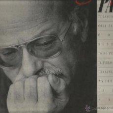 Discos de vinilo: LP GINO PAOLI - SEMPRE ( CONTIENE SUS MEJORES CANCIONES: SENZA FINE, IL CIELO IN UNA STANZA. ETC ). Lote 47048112