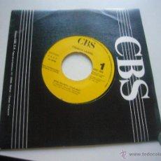 Discos de vinilo: FRANCIS CABREL - ESTÁ ESCRITO - SINGLE 1990 C37. Lote 47048465