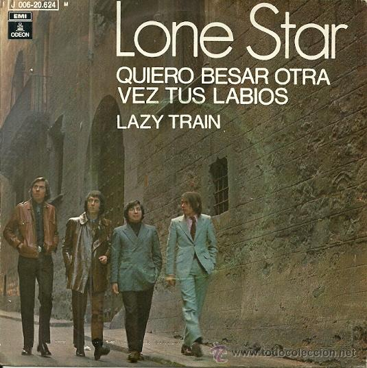 Discos de vinilo: LONE STAR SINGLE SELLO EMI-ODEON AÑO 1970 - Foto 1 - 47048895