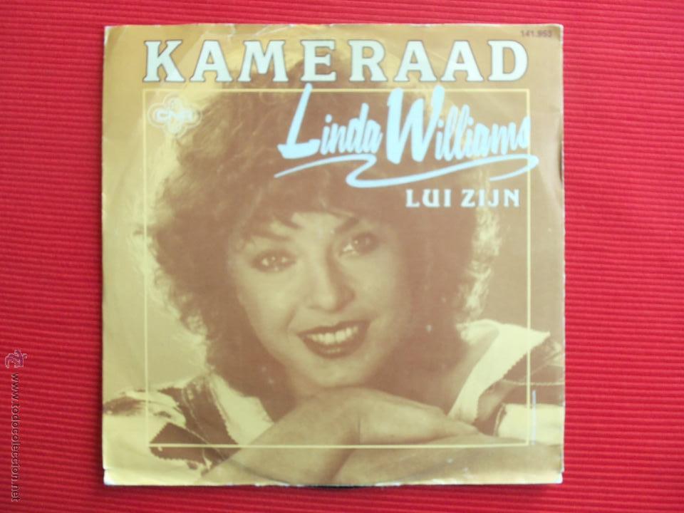LINDA WILLIAMS - KAMERAAD // LUI ZIJN (Música - Discos - Singles Vinilo - Cantautores Extranjeros)