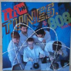Discos de vinilo: 808 TUNES SPLITS THE ATOM 1990. Lote 47054715