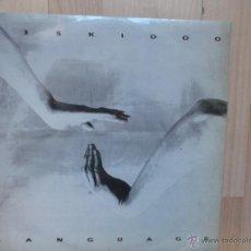 Discos de vinilo: 23 SKIDOO LANGUAGE 1984. Lote 47054749