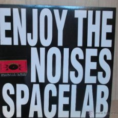 Discos de vinilo: ENJOY THE NOISES SPACELAB KONG RECORDS 1994. Lote 47054906