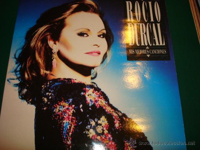 ROCIO DURCAL- MIS MEJORES CANCIONES 1 LP LEER DESCRIPCION (Música - Discos - LP Vinilo - Grupos Españoles de los 70 y 80)