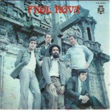 Discos de vinilo: FROL NOVA EP BCD 1971 POTPOURRI GALLEGO/ CANTO POPULAR/ TROULADA DE SADA/ TEÑO UN AMOR EN RIANXO. Lote 47068304