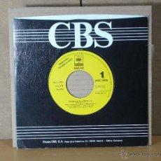 Discos de vinilo: SIMONE CON PABLO MILANES - YOLANDA - CBS-SONY ARIC 0036 - 1991 - PROMOCIONAL DE UNA SOLA CARA. Lote 47071787