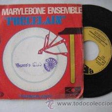 Discos de vinilo: ANTIGUO VINILO : THE MARYLEBONE ENSEMBLE : PORCELAIN; TRANSPLANT. 1969 BEACON SN-20248. Lote 47075740