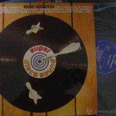 Discos de vinilo: BEBU SILVETTI*SUPER DISCO SOUND*LP HISPAVOX 1976. Lote 47082659