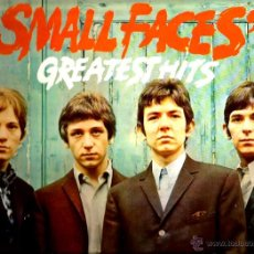 Discos de vinilo: LP SMALL FACES : GREATEST HITS ( EDITADO POR EL SELLO IMMEDIATE EN 1977 ). Lote 47082825