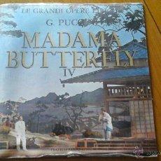Discos de vinilo: LE GRANDI OPERE LIRICHE, MADAMA BUTTERFLY. Lote 47090863