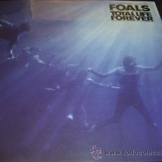 Discos de vinilo: FOALS - '' TOTAL LIFE FOREVER '' LP EU SEALED. Lote 47096039