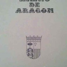 Discos de vinilo: HIMNO DE ARAGÓN - ANTÓN GARCIA ABRIL - CORTES DE ARAGÓN - LP VINILO, PROMOCIONAL. Lote 33317687