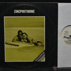 Discos de vinilo: VINILO MAXI-SINGLE - ZINCPIRITHIONE. Lote 47100464