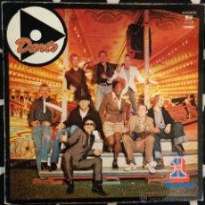 Discos de vinilo: DARTS LP. Lote 47109266