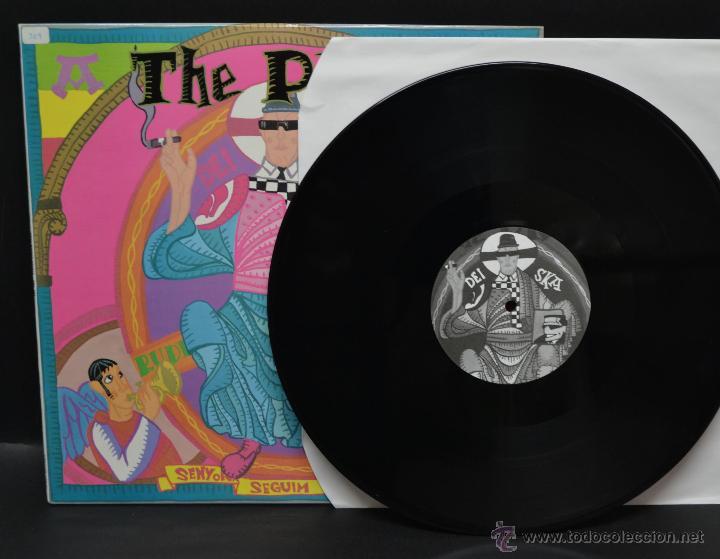Discos de vinilo: Vinilo - THE PK2 - SENYOR SEGUIM PKANT - Foto 2 - 47110376