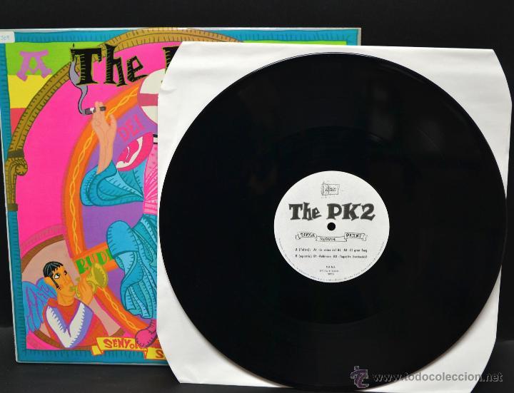 Discos de vinilo: Vinilo - THE PK2 - SENYOR SEGUIM PKANT - Foto 3 - 47110376