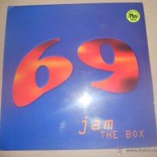 Discos de vinilo: 69 (MX) JAM THE BOX + 2 TRACKS AÑO 1991 - EDICION BELGA. Lote 47127061