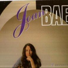 Discos de vinilo: LP JOAN BAEZ : ON THE BANKS OF THE OHIO + 11 . Lote 47128018