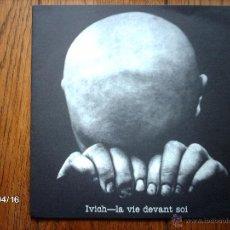 Disques de vinyle: IVICH - LA VIE DEVANT SOI - DISCO DE 10 PULGADAS. Lote 47135696