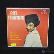Discos de vinilo: PAT THOMAS - BAHIA +3 - EP. Lote 47139281