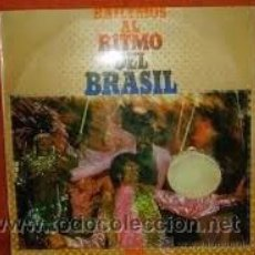 Discos de vinilo: BAILEMOS AL RITMO DE BRASIL - COMPILACION BRASIL (LP, ALBUM). Lote 47140316