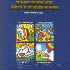 Discos de vinilo: THE STEVE MILLER BAND - YOUR SAVING GRACE. Lote 47140408