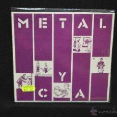 Discos de vinilo: METAL Y CA - VELOCIDAD +3 - EP. Lote 47141428