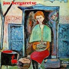 Discos de vinilo: JON BERGARETXE ?– JON BERGARETXE. Lote 47142498