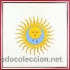 Discos de vinilo: KING CRIMSON: LARK'S TONGUES IN ASPIC - 1 LP 33 - SPAIN, ISLAND-ARIOLA (REEDICIÓN 1977). Lote 47143443