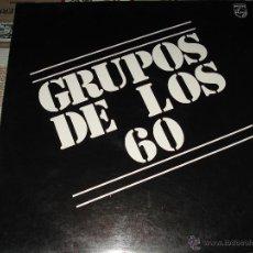 Discos de vinilo: GRUPOS ESPAÑOLES DE LOS 60. Lote 47147185