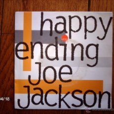Discos de vinilo: JOE JACKSON - HAPPY ENDING + LOISAIDA . Lote 47153380
