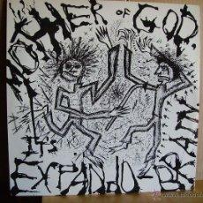 Discos de vinilo: EXPANDO BRAIN ---- MOTHER OF GOD. Lote 47157619